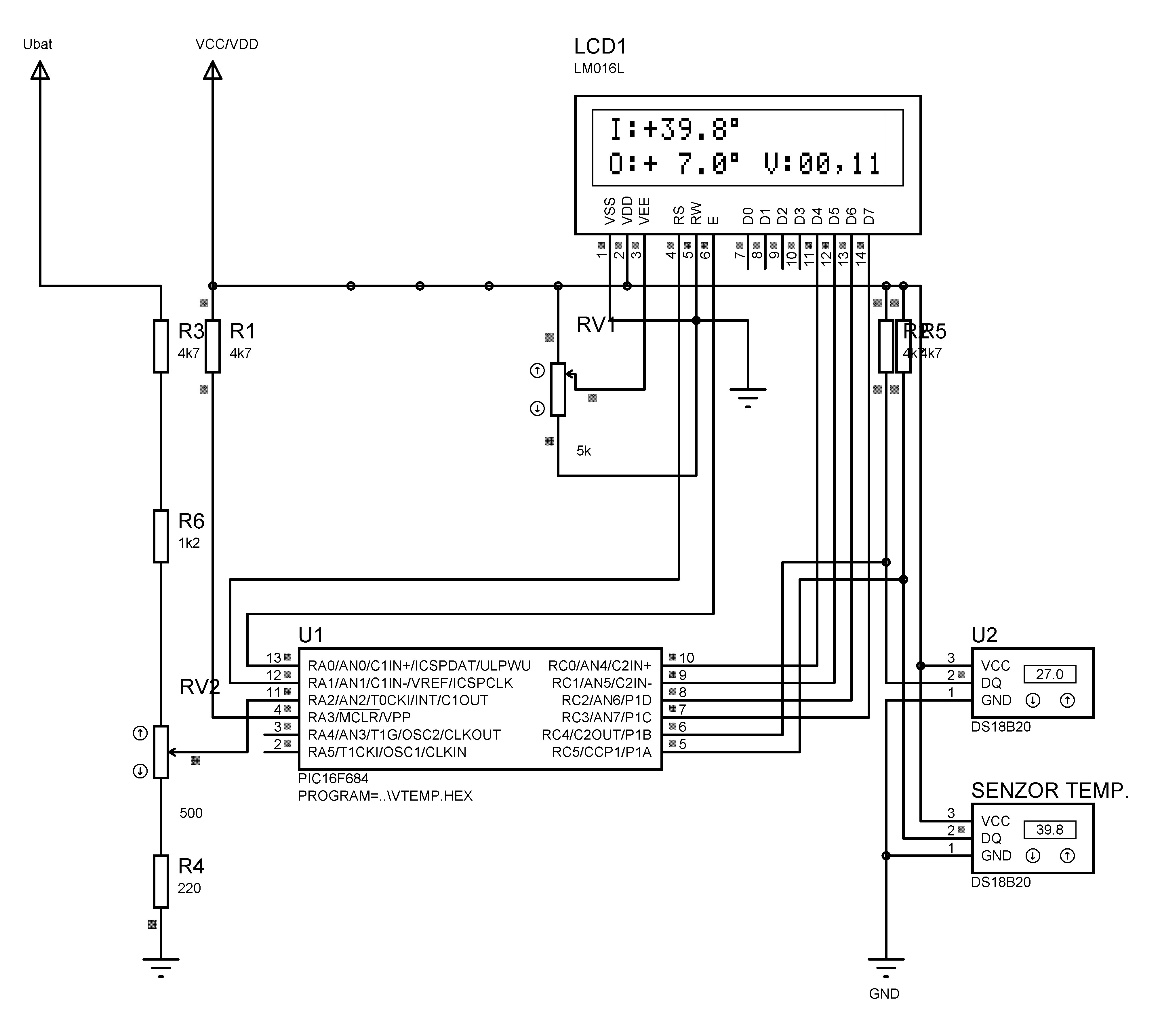 Problems With 16f684 Rc4 Wiring Diagram Name V Temp Views 2080 Size 7819 Kb