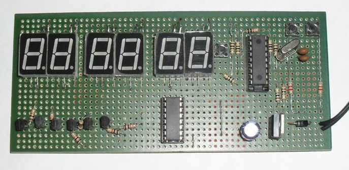 alarm clock using embedded micro controller An alarm clock is a clock that indicates a pre-set time by producing sound at that  time this functionality of digital clock is used to awaken.