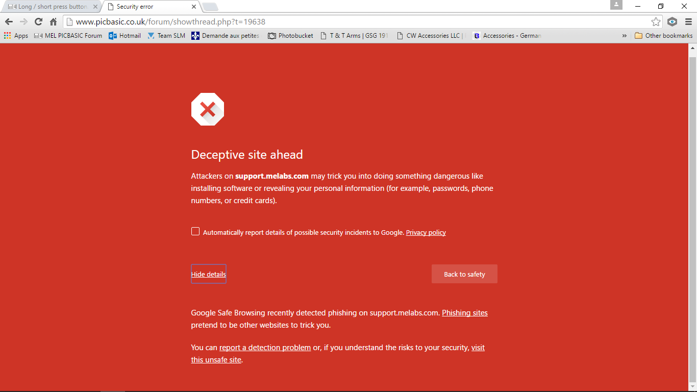 Name:  Deceptive site ahead warning.png Views: 262 Size:  76.5 KB